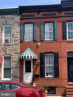 Residential Property for sale in 1437 ANDRE STREET, Baltimore City, MD, 21230