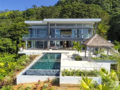 Residential Property for sale in Magnificent Ocean Views Casa Blanca, Dominical, Puntarenas