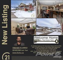 Townhouse for sale in  875 Stockley St, Kelowna, British Columbia, V1P 1S4