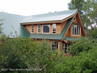 Single Family for sale in 317  STRAWBERRY CREEK PRIVATE, Bedford, WY, 83112