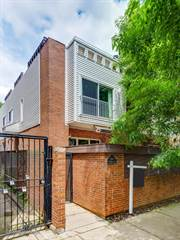 Townhouse for sale in 1354 North Wolcott Avenue A, Chicago, IL, 60622