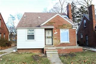 Single Family for sale in 12640 ASBURY Park, Detroit, MI, 48227