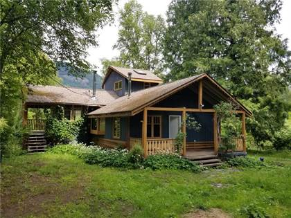 Outstanding For Sale 5195 Oma Road Slocan Park Pass Creek British Columbia More On Point2Homes Com Download Free Architecture Designs Rallybritishbridgeorg