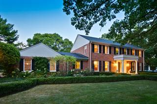 Single Family for sale in 1633 Oak Knoll Drive, Lake Forest, IL, 60045