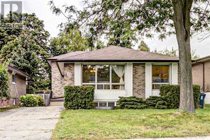 Single Family for sale in 12 SUMMERGLADE DR, Toronto, Ontario, M1S1W7