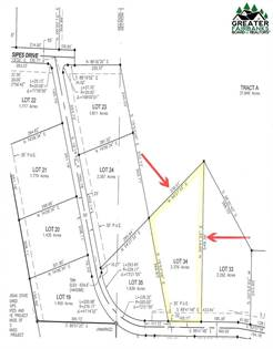 Lots And Land for sale in Lot 34 SIPES DR, Salcha, AK, 99714
