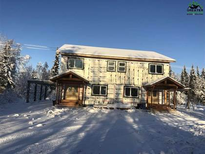Residential Property for sale in 844 SIRLIN DRIVE, North Pole, AK, 99705