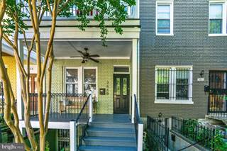 Townhouse for sale in 3610 ROCK CREEK CHURCH ROAD NW, Washington, DC, 20010