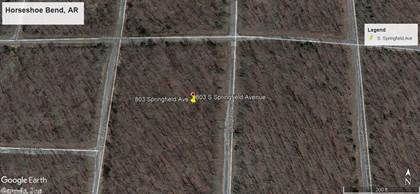 Lots And Land for sale in 803 S Springfield Avenue, Horseshoe Bend, AR, 72512
