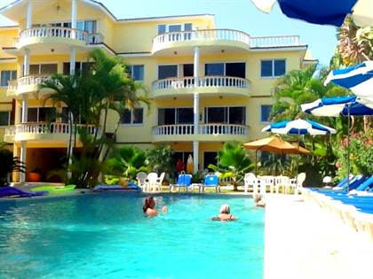 Condominium for sale in Cozy 2-bedroom condo in the center of Cabarete, Cabarete, Puerto Plata