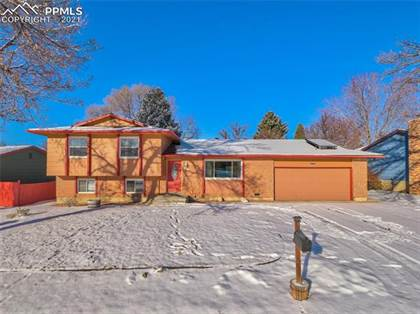 Residential Property for sale in 3080 E Whileaway Circle, Colorado Springs, CO, 80917