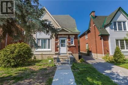 Multi-family Home for sale in 462-464 HOLLAND AVENUE, Ottawa, Ontario, K1Y0Z5