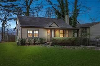 Single Family for sale in 1496 Hawthorne Avenue NW, Atlanta, GA, 30318