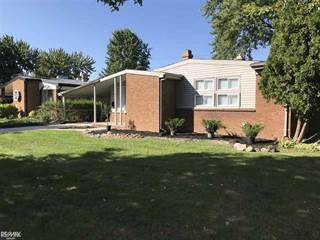 Single Family for sale in 22949 Avalon, St. Clair Shores, MI, 48080