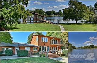 Residential Property for sale in Waterfront Home with Amazing Boathouse!, Avenue, MD, 20609