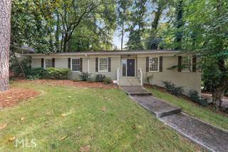 Single Family for sale in 1585 Peachtree Battle Ave, Atlanta, GA, 30327