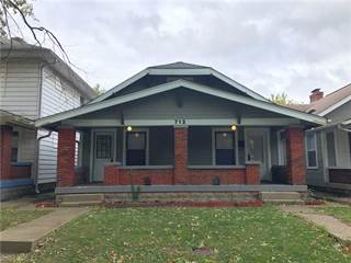 Single Family for rent in 710 North Bosart Avenue, Indianapolis, IN, 46201