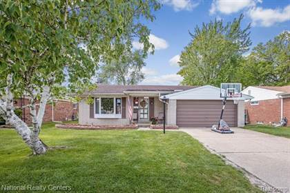 Residential Property for sale in 20341 CHURCHILL AVE, Brownstown, MI, 48183