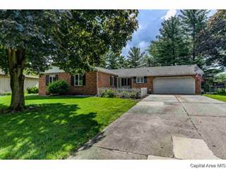 Single Family for sale in 2612 Baronne Drive, Springfield, IL, 62704