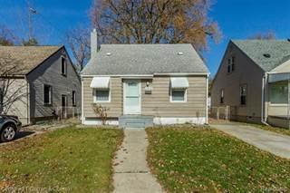 Single Family for sale in 24738 NEW YORK Street, Dearborn, MI, 48124