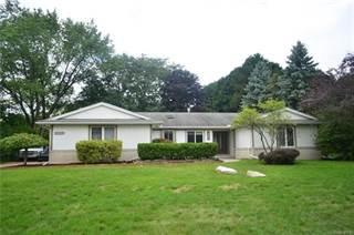 Single Family for sale in 28901 NOTTOWAY Drive, Farmington Hills, MI, 48331