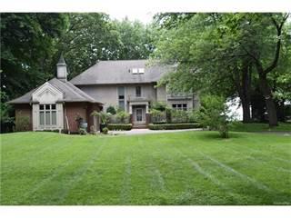 Single Family for sale in 970 Lake Shore Road, Detroit, MI, 48236