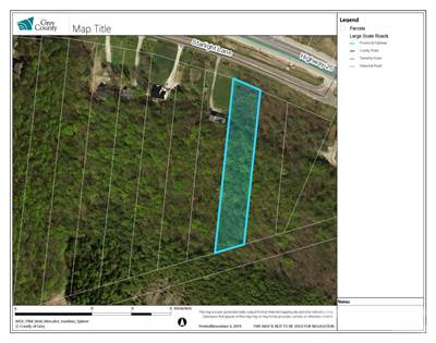 Lots And Land for sale in 126 lot 3 starlight lane, Meaford, Ontario, N4L1w7