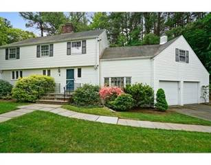 Single Family for sale in 1 Chatham Rd, Newton, MA, 02468