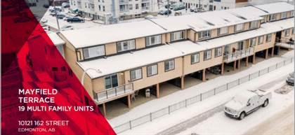 Apartment for rent in 10121 162 Street NW, Edmonton, Alberta, T5P 3L7