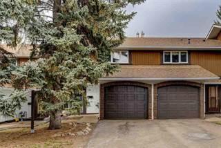 Condo for sale in 76 HEARTHSTONE AV NW, Edmonton, Alberta, T6H5E5