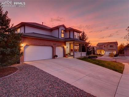 Residential for sale in 10170 Ottertail Court, Colorado Springs, CO, 80920