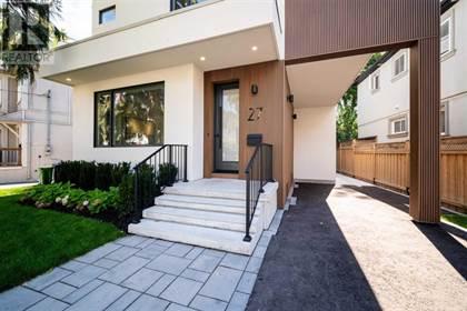 Single Family for sale in 27 GLENCREST BLVD, Toronto, Ontario, M4B1L2