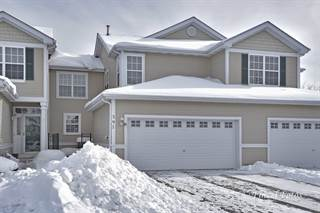 Townhouse for sale in 397 North Keswick Court, Round Lake, IL, 60073