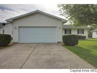 Single Family for sale in 304 N FOGGITT ST, Edinburg, IL, 62531