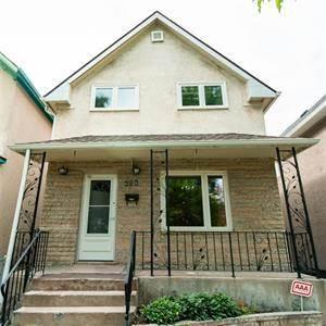 Single Family for sale in 390 Beverley Street, Winnipeg, Manitoba, R3G1T8