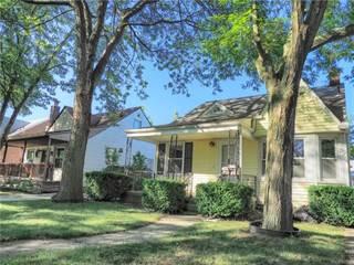 Single Family for sale in 20445 WASHTENAW Street, Harper Woods, MI, 48225