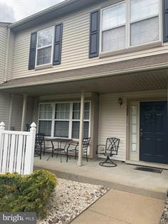 Residential Property for rent in 1206 TANGLEWOOD DRIVE, Sicklerville, NJ, 08081