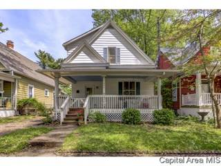 Single Family for sale in 844 S ENGLISH AVE, Springfield, IL, 62704