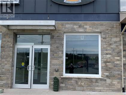 Retail Property for rent in 1187 KENMOUNT Road Unit 1, Paradise, Newfoundland and Labrador, A1L0V8