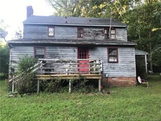 Single Family for sale in 10500 Continental Road, Quinton, VA, 23141