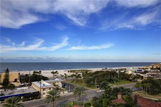 Condo for sale in 521 MANDALAY AVENUE 801, Clearwater, FL, 33767