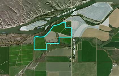 Farm And Agriculture for sale in 00 A Pumphouse ROAD, Hysham, MT, 59038