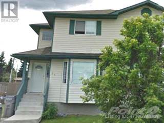 Single Family for sale in 11 MERRIFIELD PLACE, Whitecourt, Alberta