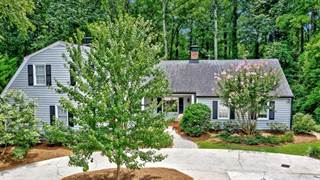 Single Family for sale in 324 Colewood Way, Sandy Springs, GA, 30328