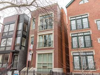 Condo for sale in 875 North Hermitage Avenue 3, Chicago, IL, 60622