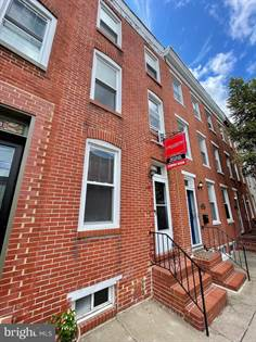 Residential Property for sale in 1216 RIVERSIDE AVE, Baltimore City, MD, 21230