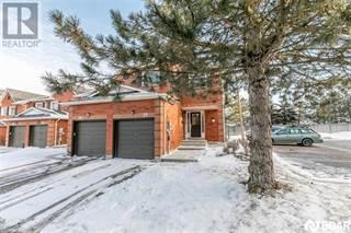 Condo for sale in 27 -KOZLOV Street, Barrie, Ontario
