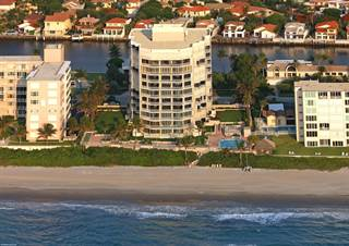 Condo for sale in 2917 S Ocean Boulevard 205, Highland Beach, FL, 33487