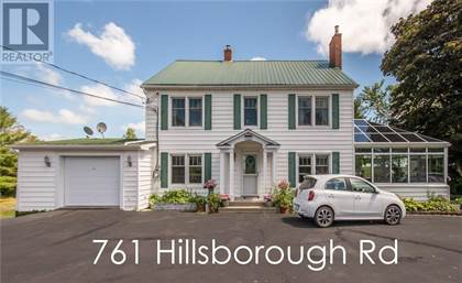 Single Family for sale in 761 Hillsborough RD, Riverview, New Brunswick, E1B3W1