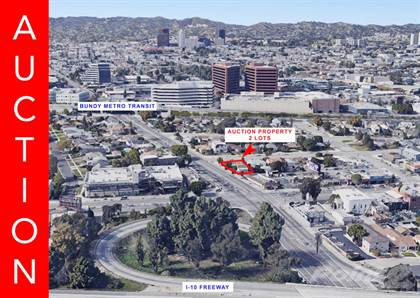 Land for sale in 2346 S. Bundy Dr, Los Angeles, CA, 90064
